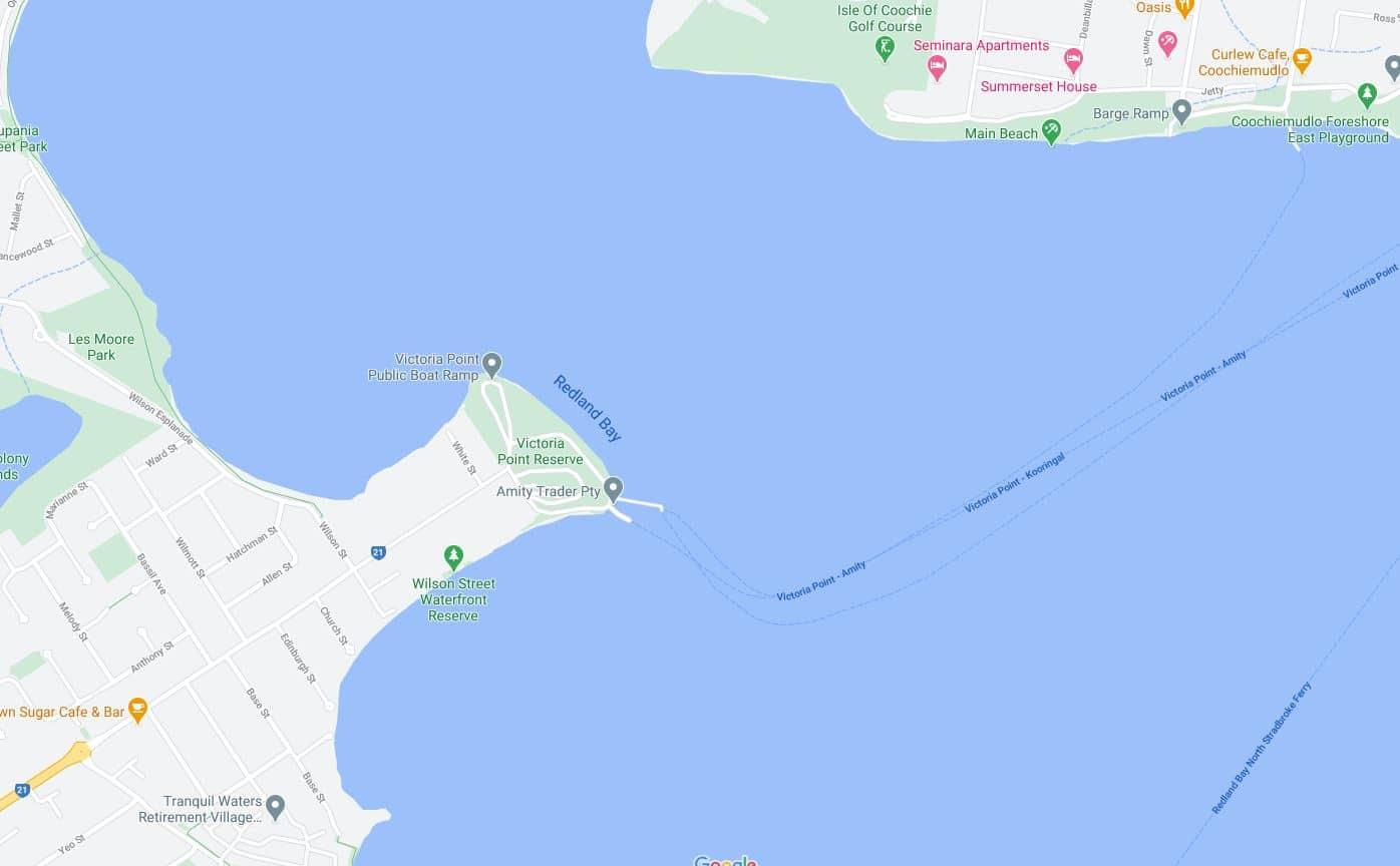 Amity Trader Location Victoria Point