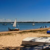 Beach Coochiemudlo Island Redland City